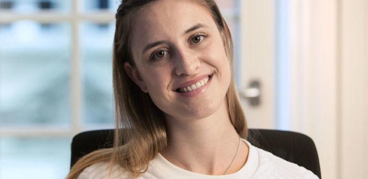 Melanie Wilhelm, Assistentin Immobilien, Haussener AG Bern